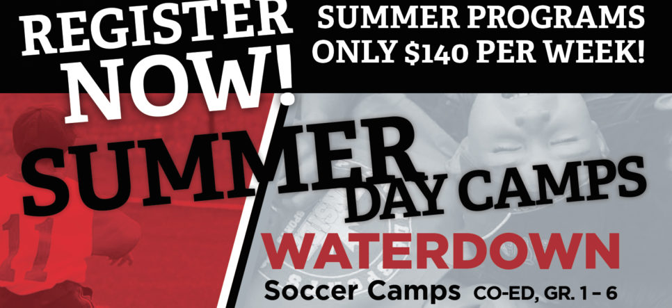 Summer Day Camps!