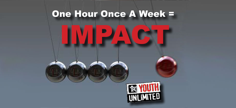One Hour a Week = IMPACT